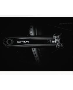 Potenciómetro 4iiii Precision, biela izquierda Shimano GRX, 170mmn