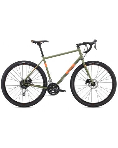 Bicicleta Breezer Radar Expert, verde, eXtra-Small