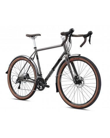 Bicicleta Breezer Doppler Team, Gris, Talla A PEDIDO