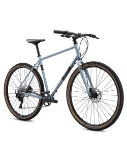 Bicicleta Breezer Radar Café, color Satin Cool Gray ¡ULTIMA UNIDAD!