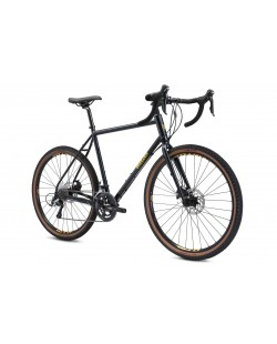 Bicicleta Breezer Doppler Pro, Negro