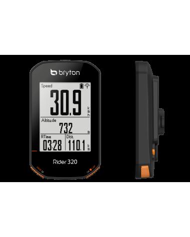 Bryton 320E, GPS