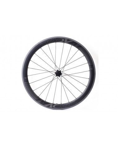 Ruedas Oval 950, carbono, Tubeless, Par