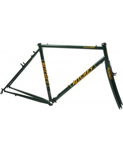 Cuadro Ritchey CX Pro Break-Away, verde, talla A PEDIDO