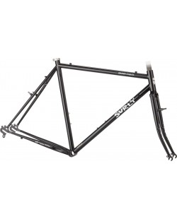Cuadro Surly Cross Check, Negro, 52 cm ¡EN STOCK!