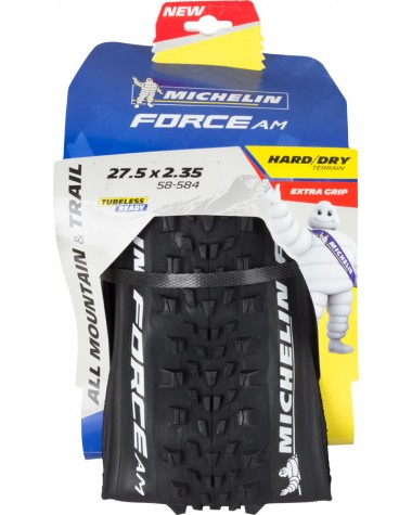 Neumático Michelin Force AM - 27.5 x 2.35, Tubeless